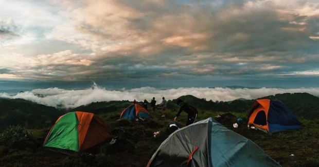 """Tà Năng - Phan Dũng được mệnh danh là cung đường trekking đẹp nhất Việt Nam nhưng cũng được xem là cung đường """"cực hình"""". Ảnh Facebook Tà Năng Trekking"""