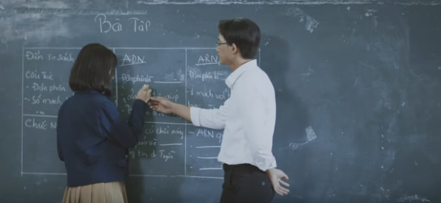"""MV kể về câu chuyện tình yêu đơn phương ngay từ phút đầu gặp gỡ của cô học trò với thầy giáo thực tập nhanh chóng """"gây bão"""" mạng xã hội."""