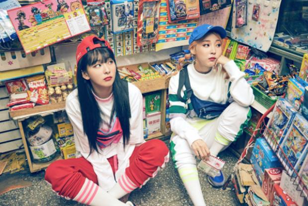 Seulgi và Moonbyul