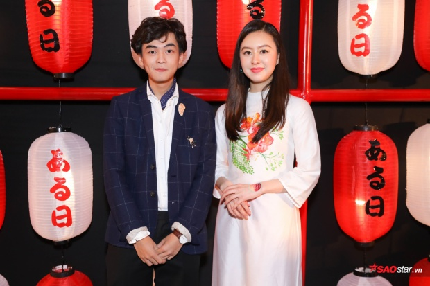 Anh chàng Ben Phạm và Mizuki Miyauchi
