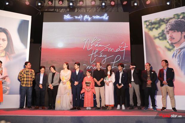 Phim điện ảnh Nhắm mắt thấy mùa hè tổ chức họp báo đậm chất Nhật Bản tại Việt Nam