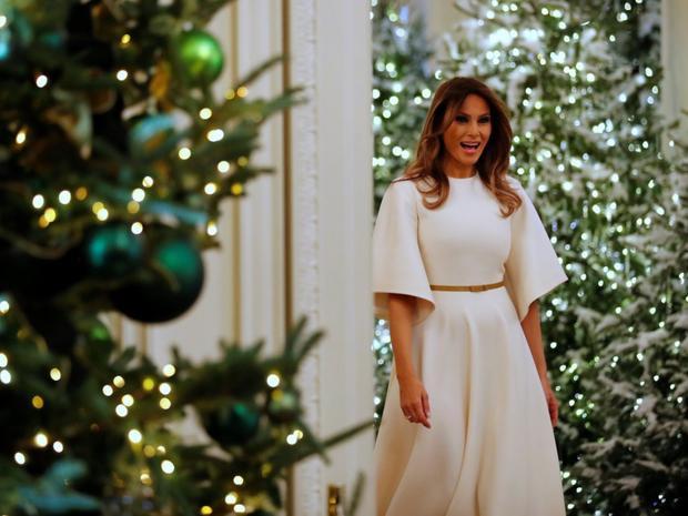 Nhiều người đồn rằng bà Melania không sống ở Nhà Trắng. Ảnh: Reuters