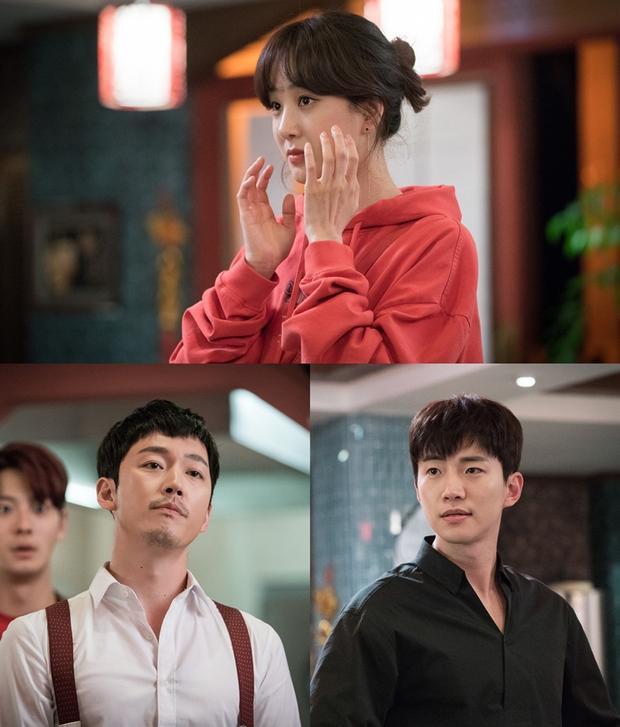 Cho đến tập 12 'Chảo lửa tình yêu', người xem vẫn tranh cãi: Jang Hyuk hay Junho (2PM) là nam chính?