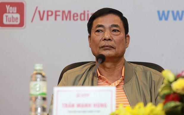 Ông Trần Mạnh Hùng là ứng viên phó chủ tịch tài chính VFF.