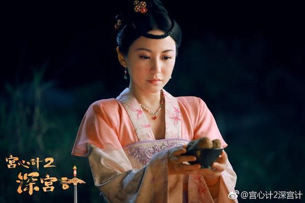 Hồ Định Hân là nguyên nhân thật sự khiến phim Thâm cung kế bị cấm chiếu ở Trung Quốc?