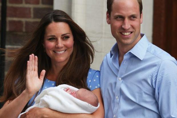Hoàng tử William và Công nương Kate Middleton đã từng sống tại đây 2 năm rưỡi trước khi Hoàng tử George ra đời. Ảnh: Getty