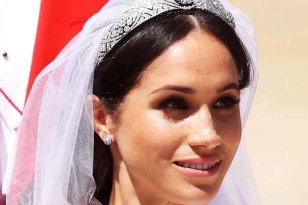 Ngôi sao người Mỹ 36 tuổi giờ đây đã chính thức trở thành người trong hoàng gia. Ảnh: Splash News
