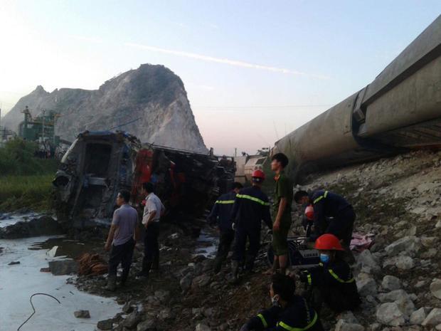 Tai nạn thương tâm khiến 10 người thương vong.