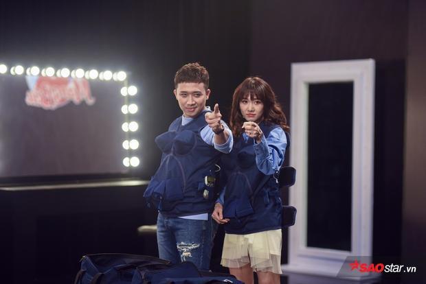 Trấn Thành - Hari Won là cặp đôi biến hoá nhiều nhất trong chương trình lần này.