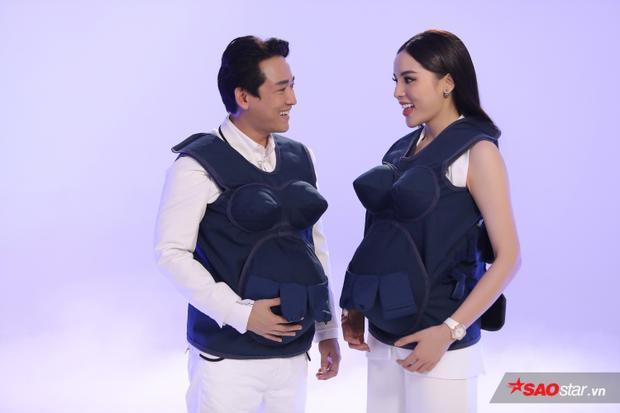 Khi đàn ông mang bầu: Những cá tính khác biệt hội tụ, cặp đôi nào chiếm thế thượng phong?