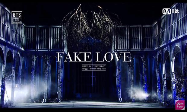 BTS trở lại hoành tráng với sân khấu Fake Love tại quê nhà.