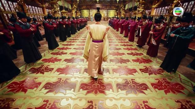 Tập 4 Thâm cung kế khơi mào cuộc chiến hậu cung của Thái Bình công chúa và Thái tử phi Vương Trân