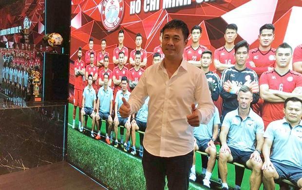HLV Hữu Thắng làm Chủ tịch CLB TP.HCM.