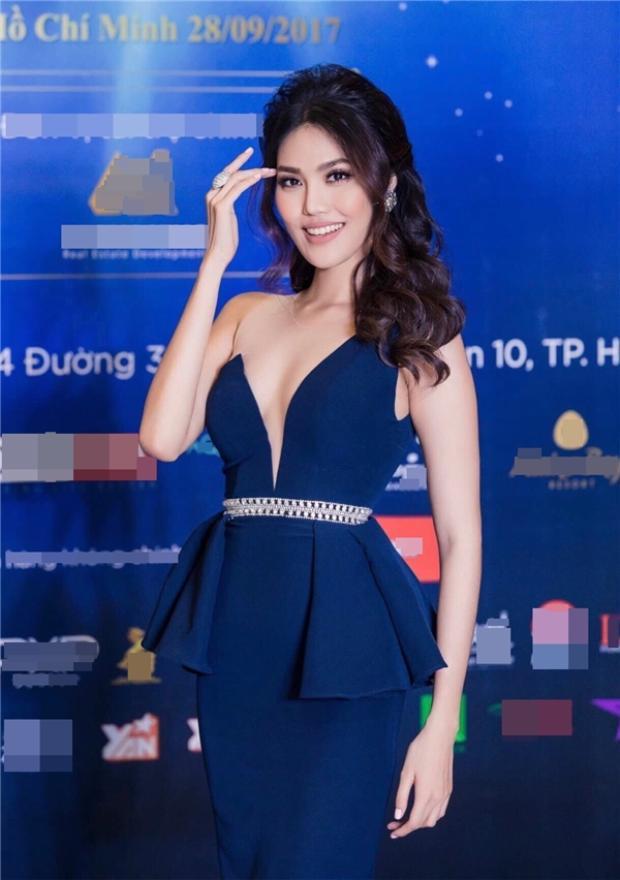 Hay giám khảo cuộc thi Hoa hậu Đại dương 2017.