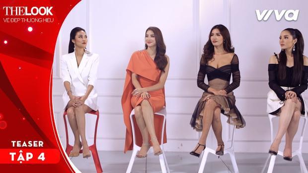Ngoài ra trong năm 2017, ở sân chơi The Look, tuy không trực tiếp hướng dẫn thí sinh, nhưng Lan Khuê vẫn được mời ngồi vào một trong những chiếc ghế quyền lực của chương trình.
