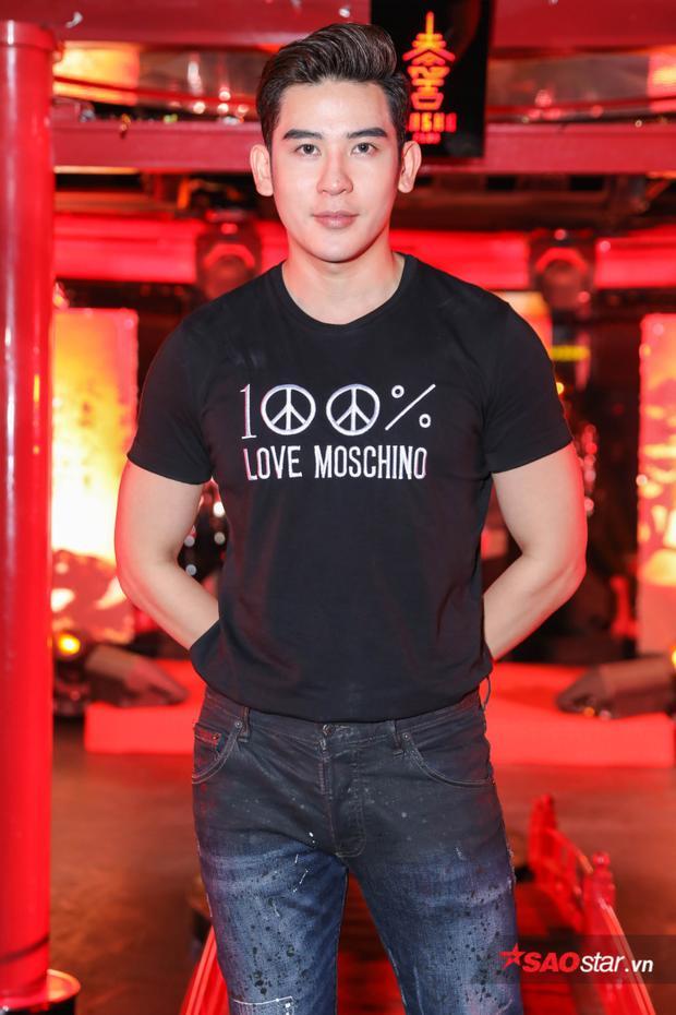 Siêu mẫu Minh Trung