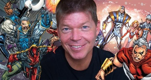 Rob Liefeld là cha đẻ của Deadpool nhưng lại bị chọc là không biết vẽ… chân.