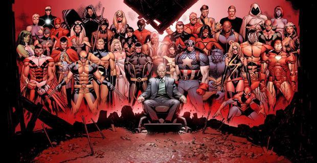 """Dự án """"House of M"""" đầy tham vọng bước ra từ truyện tranh Marvel."""
