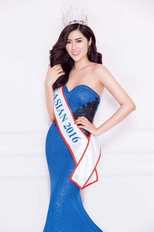 Huỳnh Tiên đăng quang Hoa hậu châu Á 2016 tại Úc.