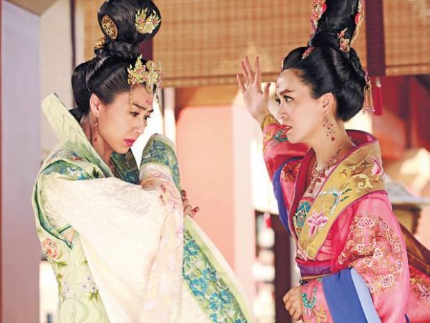 Bỏ lệnh cấm, Thâm cung kế chính thức được phát sóng tại Trung Quốc