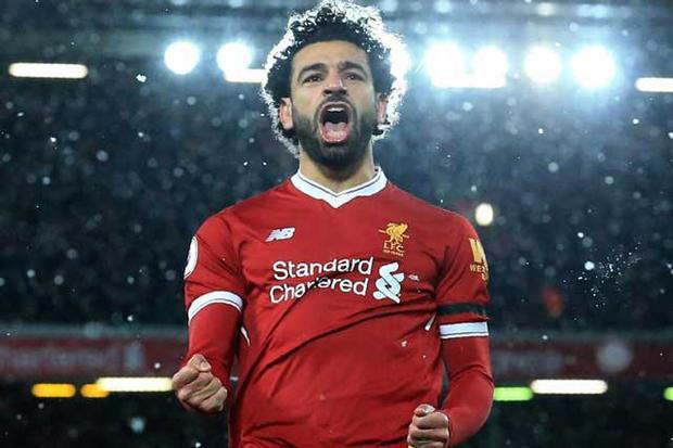Mohamed Salah đang là cầu thủ có tốc độ chạy nhanh nhất Champions League mùa giải này.