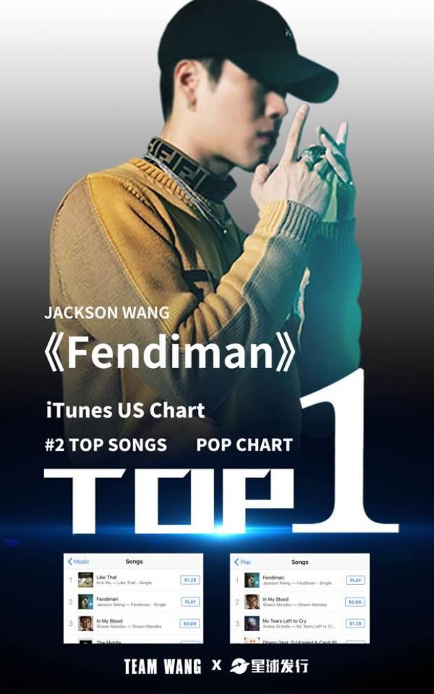 Khá yên ắng tại quê nhà nhưng ca khúc mới của Jackson lại bất ngờ leo lên vị trí đầu BXH iTunes Hoa Kỳ và top 2 tạiBXHiTunes Top 100 Songs Chart.
