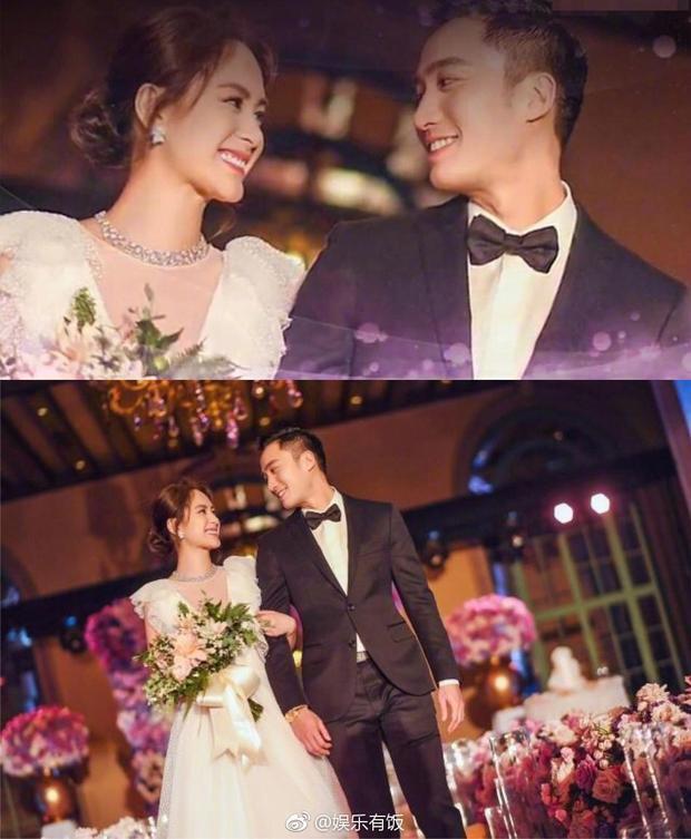 Chung Hân Đồng rơm rớm trong hôn lễ cổ tích sau 10 năm lận đận vì scandal ảnh nóng