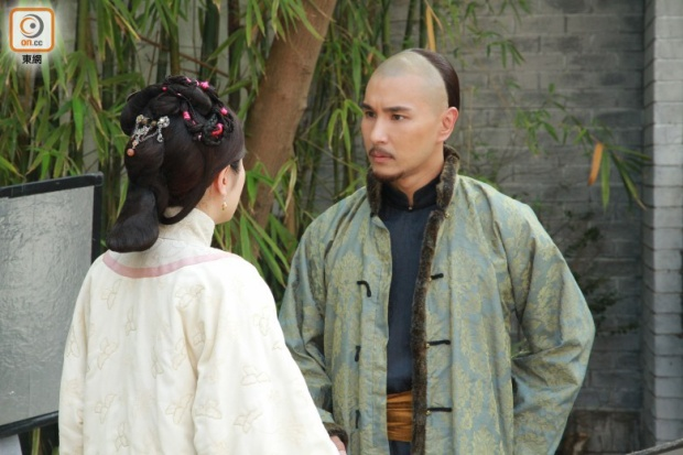 Sau Cộng Sự, Trần Triển Bằng quay lại đường đua ngôi vị Thị Đế với bộ phim Thiên Mệnh