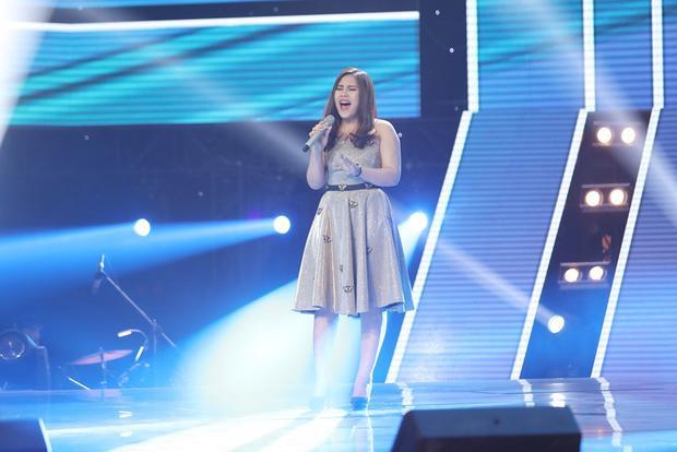 Thu Ngân hứa hẹn là nhân tố tiếp theo đến từ Nghệ An chinh phục bộ tứ HLV The Voice 2018.