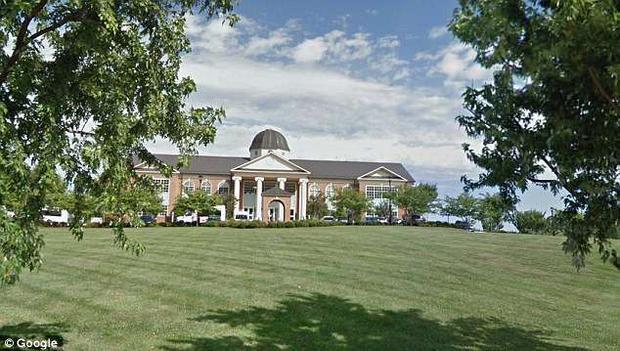 Trường Đại học Liberty.