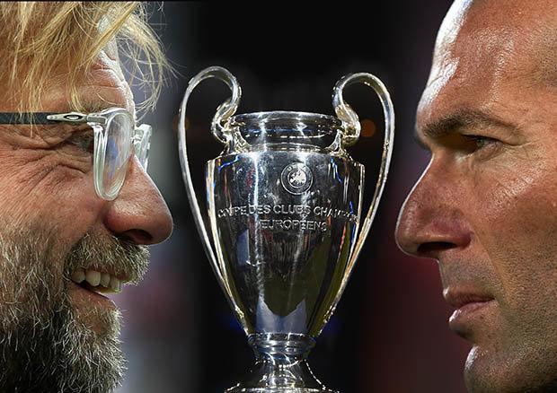 Hàng tỷ người hâm mộ trên toàn thế giới đang chờ đợi chung kết Champions League.