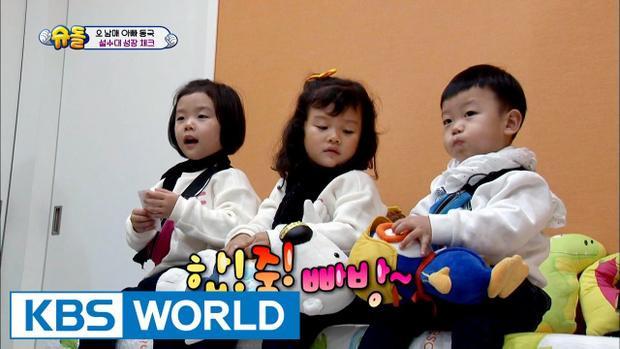 Bộ 3 chị em đáng yêuSeol Ah, Soo Ah,Daebak.