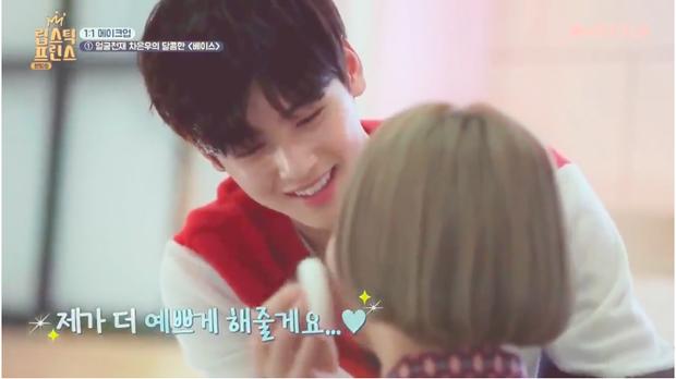 Nụ cười gây thương nhớ của mỹ nam Cha Eunwoo.