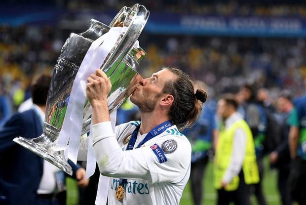 Bale đang là cầu thủ Vương quốc Anh giàu thành tích nhất ở Champions League.