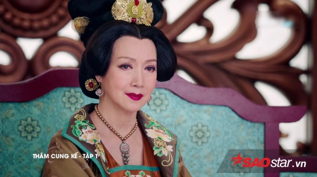 Thủ lĩnh Thượng cung cục Chương Quỳnh Hương là mẫu người sâu sắc, tinh tường