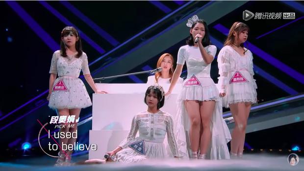 5 cô gái đã đốn tim khán giả bởi chất giọng ngọt ngào và cảm xúc của mình.