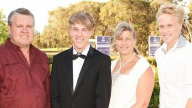 Gia đình nhận nuôi Tiahleigh Palmer.