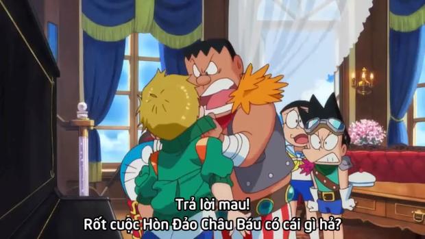 Doraemon 2018: Sau tất cả, ai cũng có một hòn đảo giấu vàng của riêng mình!