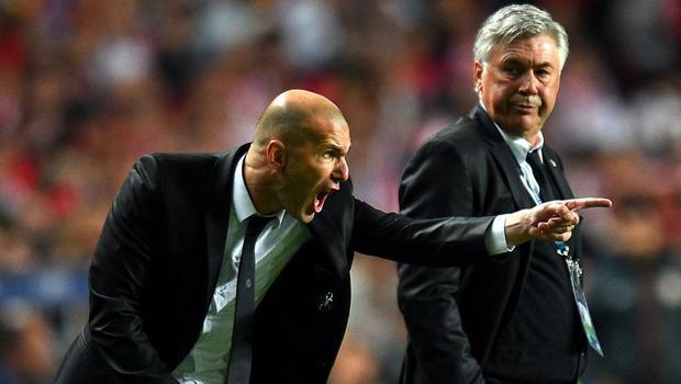 Học trò Zidane xuất sắc ngày nào của Ancelotti đã từng đánh bại chính ông thầy ở mặt trận Champions League 2016/17.
