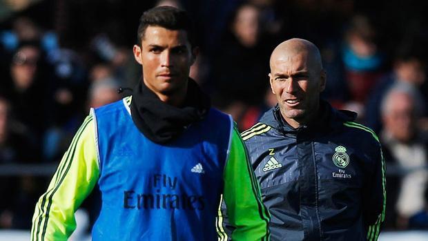 Zidane đã chứng tỏ mình là bậc thầy về quản lý, qua cách ông thuần phục ngôi sao cao ngạo như Ronaldo.