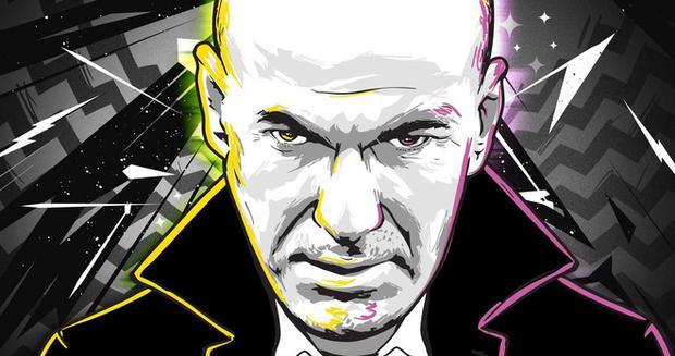 Zinedine Zidane: Những viên gạch lát đường vào ngôi đền lịch sử