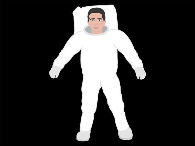 9 thay đổi kì lạ của cơ thể khi bạn sống ngoài không gian