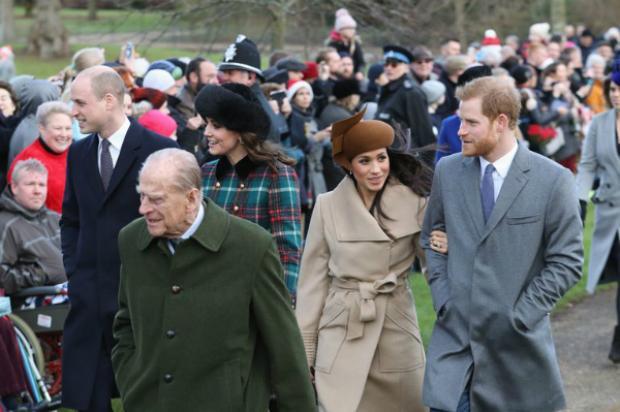 Ngôn ngữ cơ thể nói gì về quan hệ chị em dâu Meghan Markle và Kate Middleton