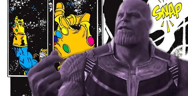 """Ít ai biết rằng, cú búng tay thần thánh này đáng lý ra sẽ xuất hiện trong """"Avengers 4""""."""