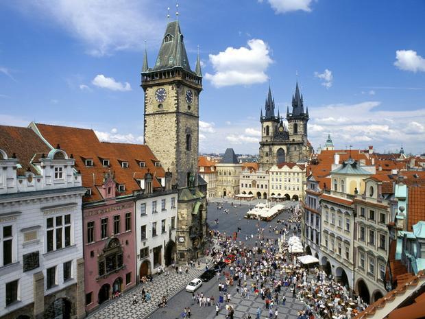 Những thành phố châu Âu tuyệt đẹp khiến bạn say như điếu đổ mùa hè này