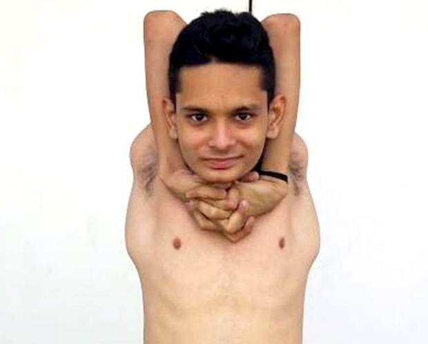 Yash Shah, 19 tuổi.