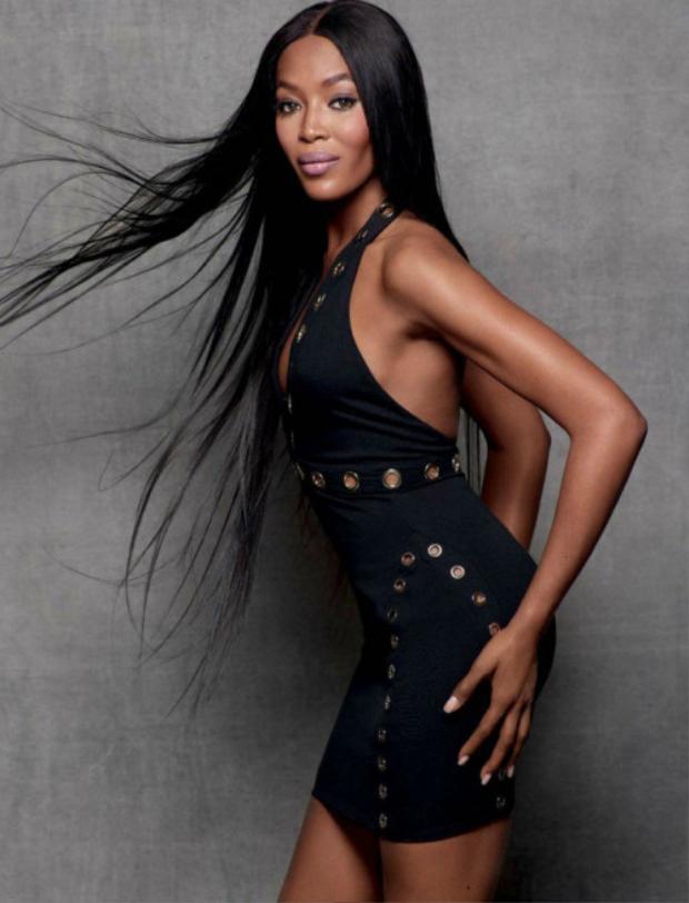 Naomi sinh năm 1970 tại Luân Đôn và mang trong người hai dòng máu Jamica - Trung Quốc.