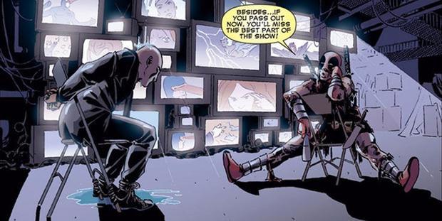 Deadpool 3 nên đặt dấu chấm hết cho vũ trụ X-Men là vừa!
