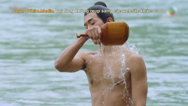 Tập 6 Thâm cung kế: Dàn mỹ nam Long Vũ Quân cởi trần tắm tiên  Nguyên Nguyệt gặp ma nữ Hồi Tâm Viện