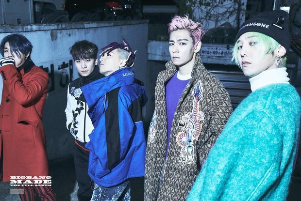 """Nổi tiếng như BigBang tại YG, lượng sản phẩm âm nhạc ra lò bài nào cũng """"chất"""" nhưng chưa đủ nhiều. """"Huyền thoại âm nhạc"""" cũng chỉ được đầu tư 2 full album hoàn chỉnh trong suốt 12 năm sự nghiệp."""